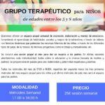 terapia grupal adolescentes y niños